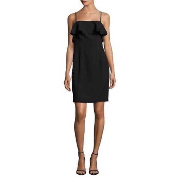Karl Lagerfeld Little Black Dress Sheath 10 Poshmark